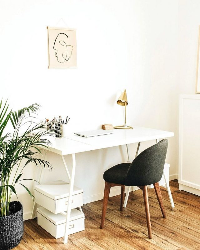 beautiful workspace that inspires by bintertwined
