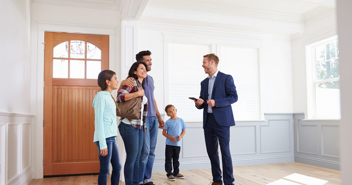 Choosing the right real estate agent
