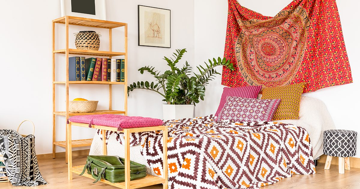 Beautiful boho overload