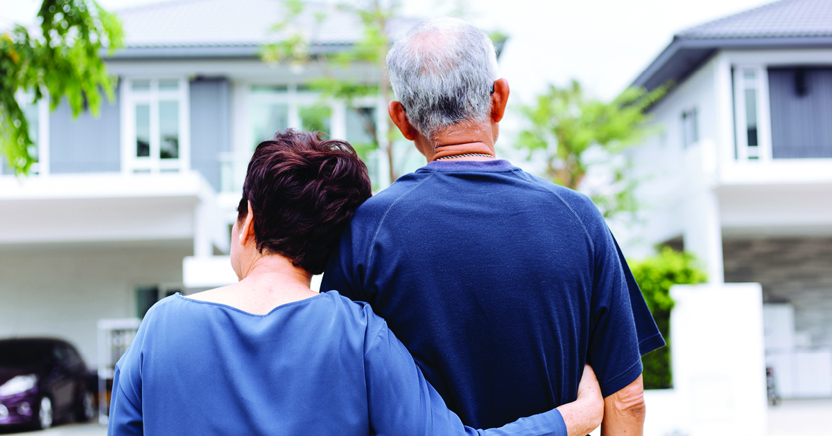 What does Canada's aging population mean for the real estate market?