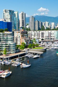 Most expensive cities in Canada