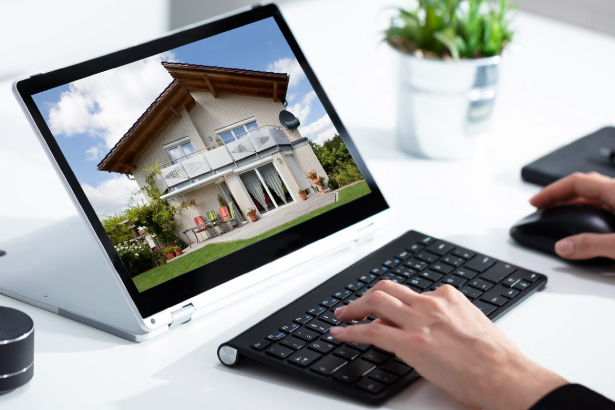 How have realtors adjusted to virtual buying and selling?